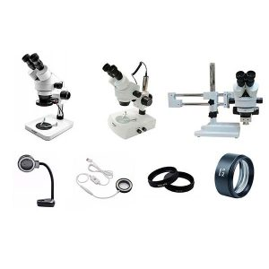 میکروسکوپ ، لوپ و ذره بین